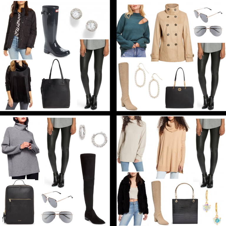 4 Outfit Ideas for Winter